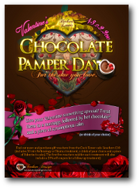 chocolate pamper